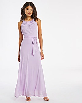 Joanna Hope Halter Bridesmaid Dress