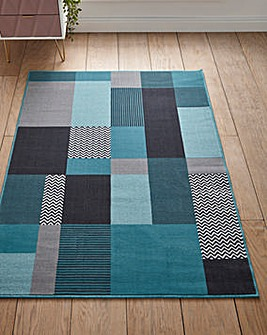 Genesis Blocks Rug Large