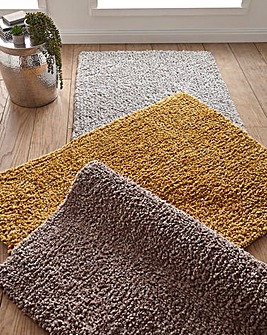 Comfy Supersoft Shaggy Rug Large