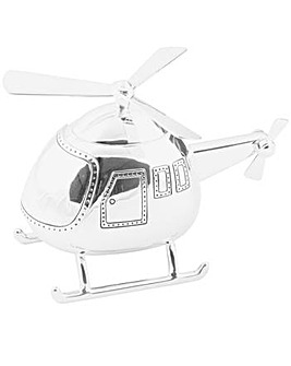 Bambino Helicopter Money Box