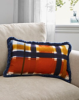 Oultland Check Cushion