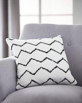 Printed Cuddle Fleece Cushion