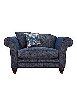 Dorchester Cuddler Chair