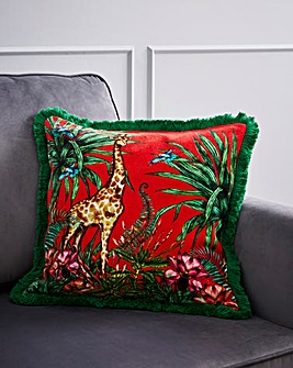 Joe Browns Tropical Print Cushion