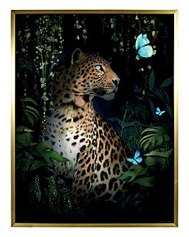Summer Thornton Leopard Wall Art