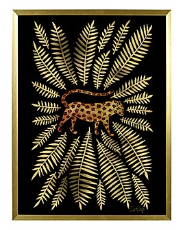 Jaguar Framed Wall Art