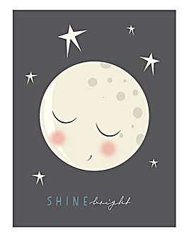 Nicola Evans Shine Bright Wall Art