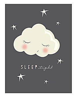 Nicola Evans Sleep Tight Wall Art