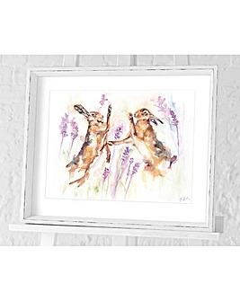 Jennifer Rose Spring Hares