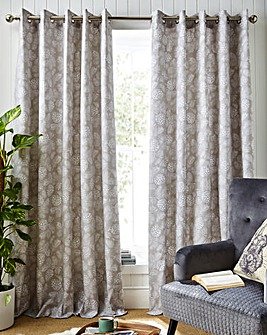 furn. Country Woodland Eyelet Curtain