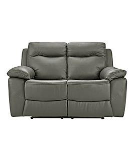 Savona Leather Recliner 2 Seater Sofa