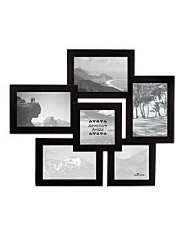 Black & Natural Multi Frame