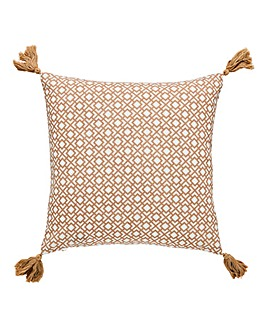 Chain Print Cushion