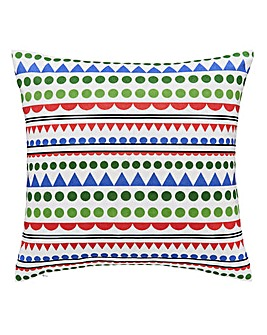 Priscella Mutli Stripe Cushion