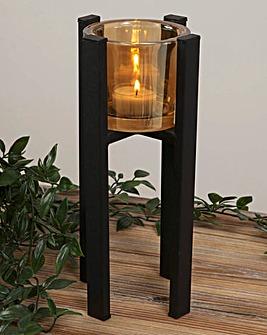 Hestia Single Tealight Holder 26cm