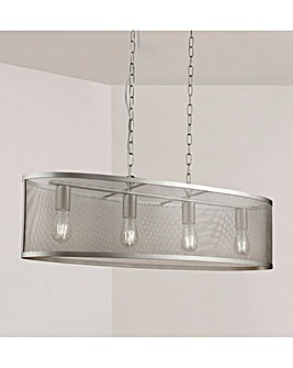 Skylar Industrial Ceiling Fitting