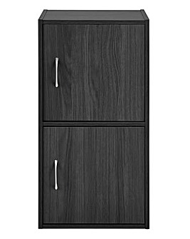 Manhattan Modular Storage Cabinet 2 Door