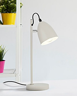Tak White Desk Lamp