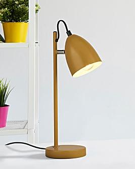 Tak Mustard Desk Lamp