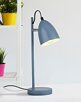 Tak Blue Desk Lamp