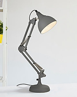 Grey Hobby Desk Lamp