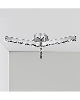Maya LED Ceiling Fitting