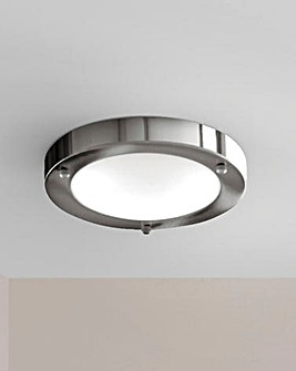 Bathroom Flush Ceiling Light