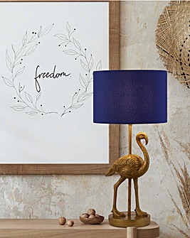 Flamingo Bird Table Lamp