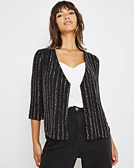 Joanna Hope Embellished Jacket