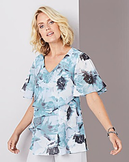 Julipa Tiered Blouse