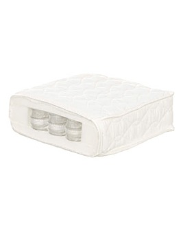 Obaby Pocket Sprung Cot Bed Mattress