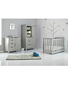 Obaby Stamford Mini Sleigh 3 Piece Room