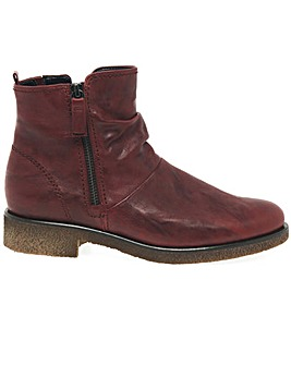 Gabor Meg Extra Wide Fit Ankle Boots