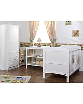 Obaby Grace 3 Piece Room Set