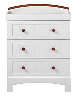 East Coast Coastal Dresser