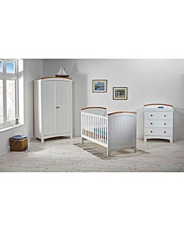 East Coast Coastal 3 Piece Room Set