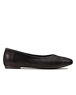 Clarks Chia Violet D Fitting