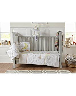 Clair De Lune Sleep Tight Cot Bed Set