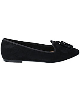 Hush Puppies Sadie Tassle Slip On Shoe