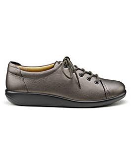 Hotter Dew Wide Fit Lace-Up Shoe