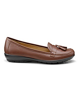 Hotter Alice Wide Fit Moccasin Shoe
