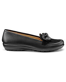 Hotter Amalie Standard Fit Moccasin Shoe
