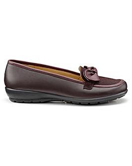 Hotter Amalie Moccasin Shoe