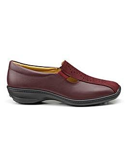Hotter Calypso Wide Fit Slip-on Shoe