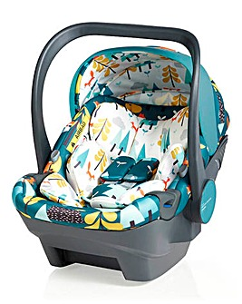 Cosatto Dock 0+ iSize Car Seat - Foxtale