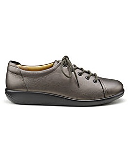 Hotter Dew EEE Fit Lace-Up Shoe
