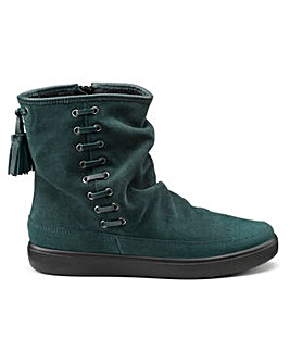 Hotter Pixie Wide Fit Ankle Boot