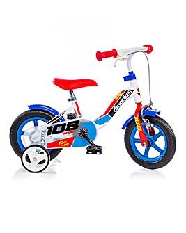 Dinobike 10in Boys Sport Bike