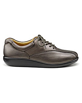 Hotter Tone Standard Fit Lace Up Shoe