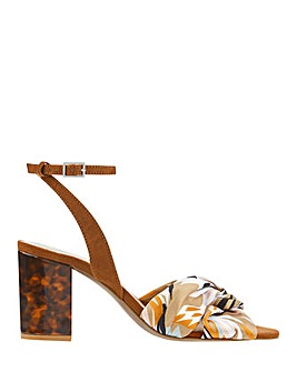 Monsoon Tia Twist Vamp Sandal